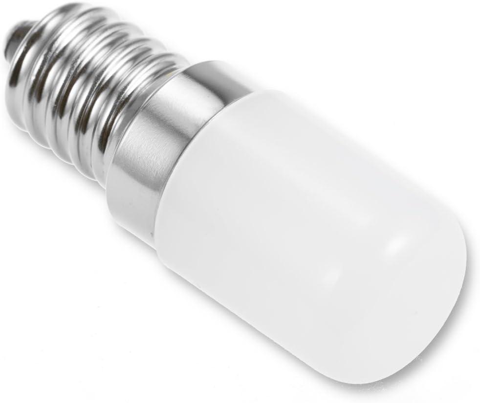 360 Grad Abstrahlwinkel LOHAS E14 LED K/ühlschranklampe 135 Lumen 220-240V AC 1,5W = 15W Warmwei/ß 2700K Nicht Dimmbar LED K/ühlschrankbirne LED Leuchtmittel LED Lampen 2er Pack