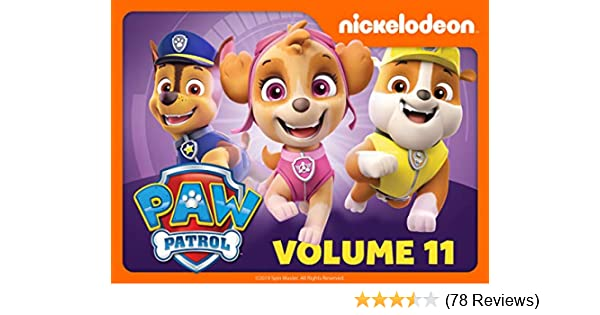 Amazon com: Watch PAW Patrol Season 11 | Prime Video