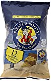 Pirate's Booty Aged White Cheddar, 0.5 Ounce (Pack of 12)