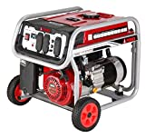 A-iPower 4,000-Watt Gasoline Powered Manual Start Generator For Sale