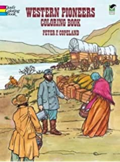 Life in Colonial America (Dover History Coloring Book): Peter F ...