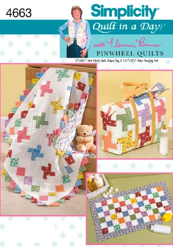 Baby Quilt Bag Patterns - 5