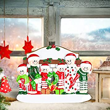 PK 3 con muñecos de nieve ADORNO TOPPERS PARA TARJETAS