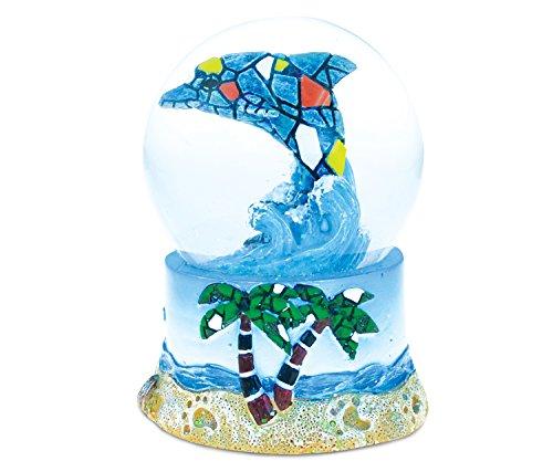 Dolphin Snow Globes