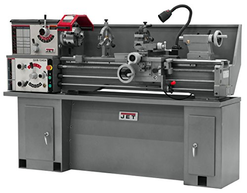 JET GHB-1340A Bench Lathe with Collet Closer by Jet