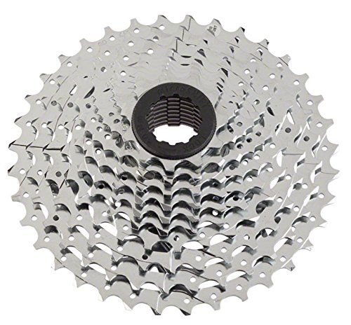 Microshift 10 Speed Cassette 11-28 with carrier