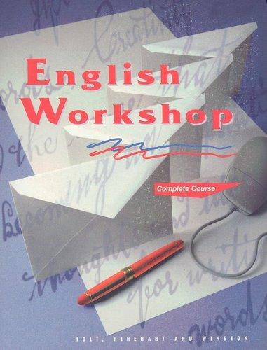 HRW English Workshop: Student Edition Grade 12