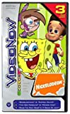 VideoNow Color 3 Disc Pack - Nickelodeon's Fairly Odd Parents, Jimmy Neutron and SpongeBob SquarePants