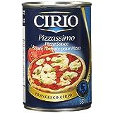 Cirio Pizzassimo, Pizza Sauce, 380 Milliliters