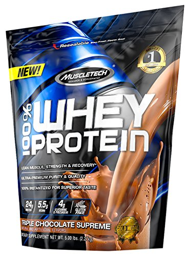MuscleTech Protein Powder Chocolate Supreme