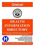 Health Information Directory, , 188097343X