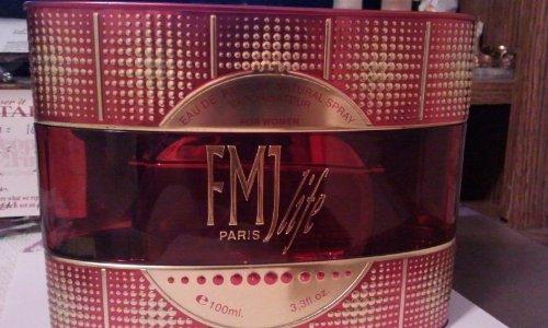 Full Metal Jacket Life By Fmj Parfums For Women. Eau De Parfum Spray 3.3 Ounces
