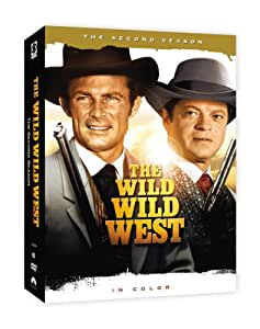 The Wild Wild West - The Complete Second Season