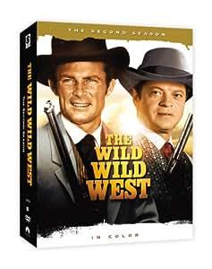 Wild Wild West: Complete Second Season