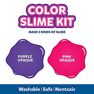 Elmer's Color Slime Kit (2062233) : Office Products