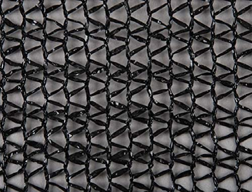 Outdoor Living Easyshade Sunblock Black 30 Shade Cloth UV Resistant 10ft X 100ft