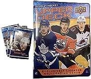 2020-21 Upper Deck Series One Hockey Starter KIT