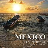 Mexico Calendar 2020: 16 Month Calendar
