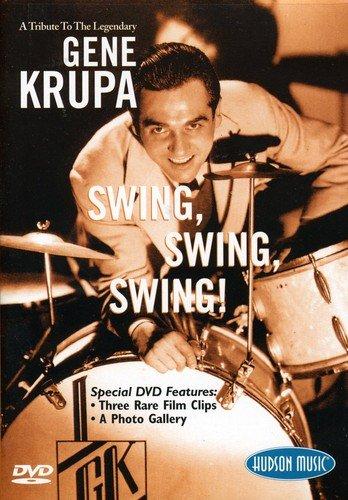 Gene Krupa Swing, Swing, Swing DVD
