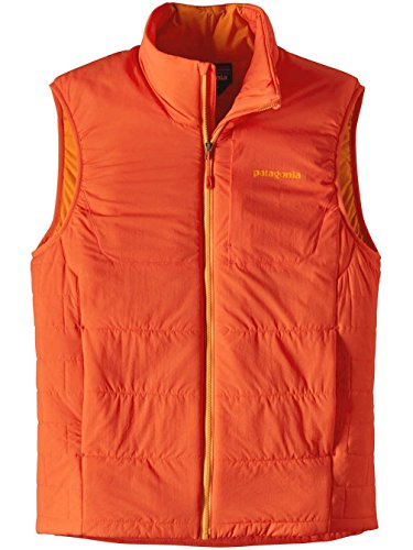 Nano Gilet air Donna Patagonia Campfire Orange 1qEww6