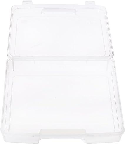 IRIS 24/Compartimentos pl/ástico 33 x 31 x 7.7 cm pjc de 300 Transparentes Gelb clasificador//bastellkoffer//ordnungs Caja//Caja Project Case pl/ástico
