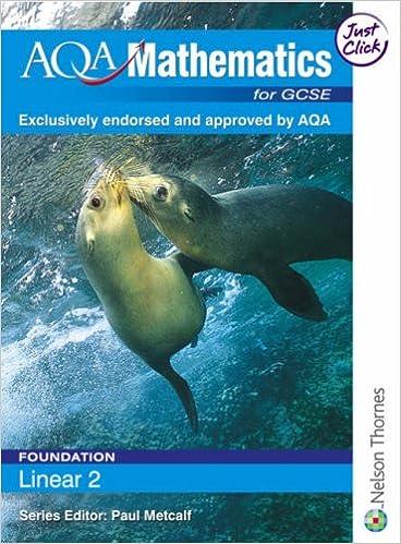 Book AQA GCSE Mathematics for Linear Foundation 2