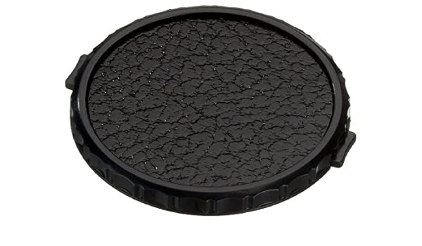 B W 49/ mm Snap-On Lens Cap # 310/ Black Lens