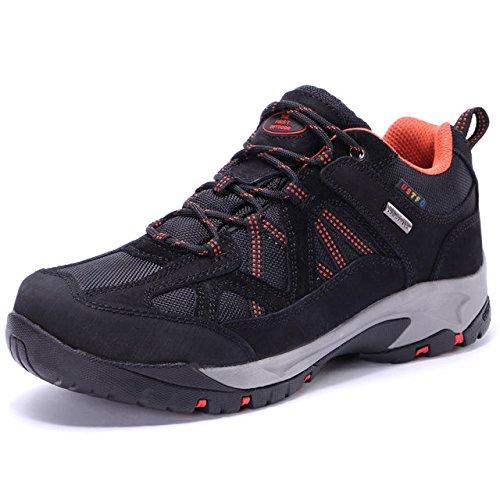 TFO Men's Hiking Trekking Outdoor Shoes Waterproof First-TEX Membrane Lightweight Men Sneaker