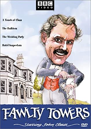 a touch of class fawlty towers