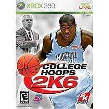 Amazon.com: College Hoops 2K6 - Xbox 360: Artist Not