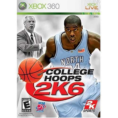 College Hoops 2K6 - Xbox 360 (College Video Game)