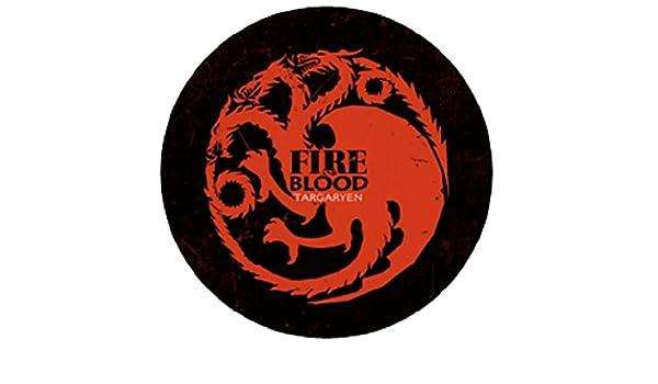 SPQR Craft Lema Targaryen - Fuego y Sangre - Juego de Tronos ...