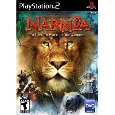 CHRONICLES OF NARNIA:LION WITCH AND WARDROBE, PS2