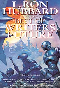 L. Ron Hubbard Presents The Best of Writers of the Future 1573182044 Book Cover