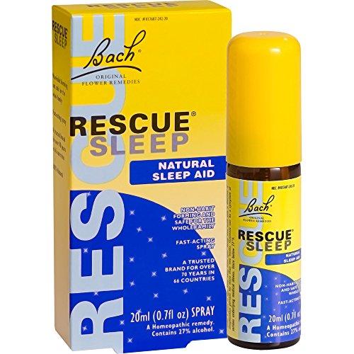 Bach Rescue Remedy Sleep Supplement, 20 ml, 0.7 Fluid Ounce