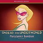 Undead and Undermined | MaryJanice Davidson