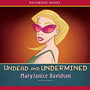 Undead and Undermined Hörbuch