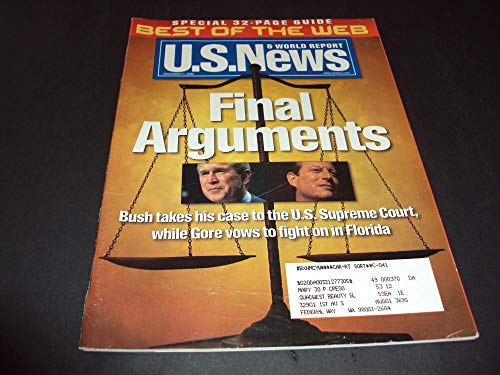 US News World Report Dec 4 2000 Best Of The Web