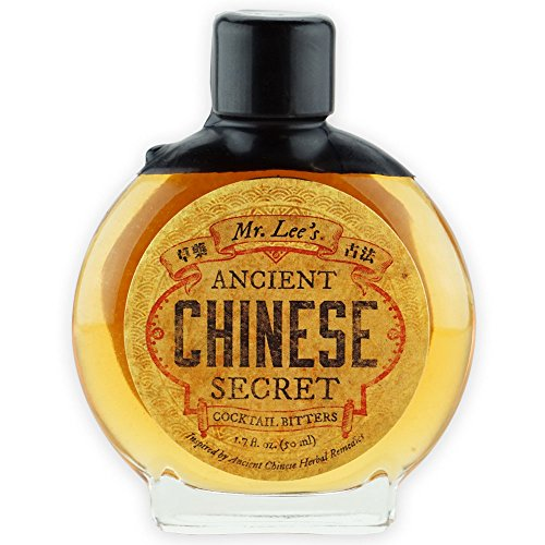 Dashfire Mr. Lee's Ancient Chinese Secret Bitters 50ml