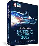 Bitdefender Internet Security 2017 - 1 Gerät | 1 Jahr (MAC, Windows & Android) - Aktivierungscode (bumps)