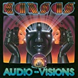 Audio-Visions [Limited Turquoise Colored Vinyl]