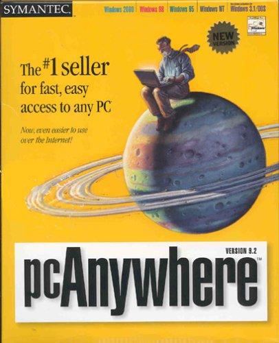 Symantec pcAnywhere 9.2 by Symantec