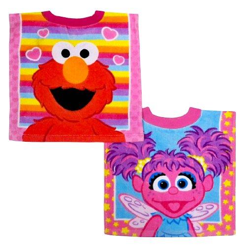 Sesame Street Girl Pullover Count
