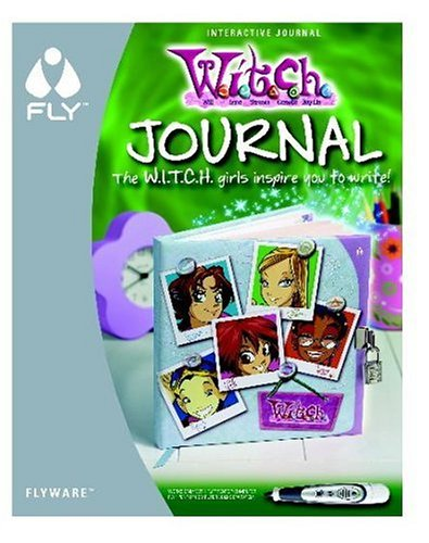 FLY8482; W.I.T.C.H.8482; Journal by LeapFrog (Image #2)