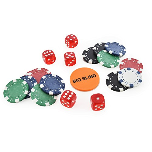 300 chip poker set aluminium case