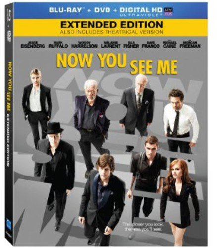 Now You See Me [Blu-ray + DVD + ()