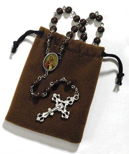 St Joseph Rosary Carrying Case product image