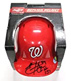 Bryce Harper Washington Nationals Signed Autographed Mini Helmet