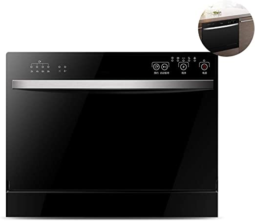 Atten Encimera portátil lavavajillas, cocina casera Embedded ...