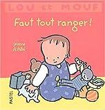 """Afficher """"Lou et Mouf Faut tout ranger !"""""""